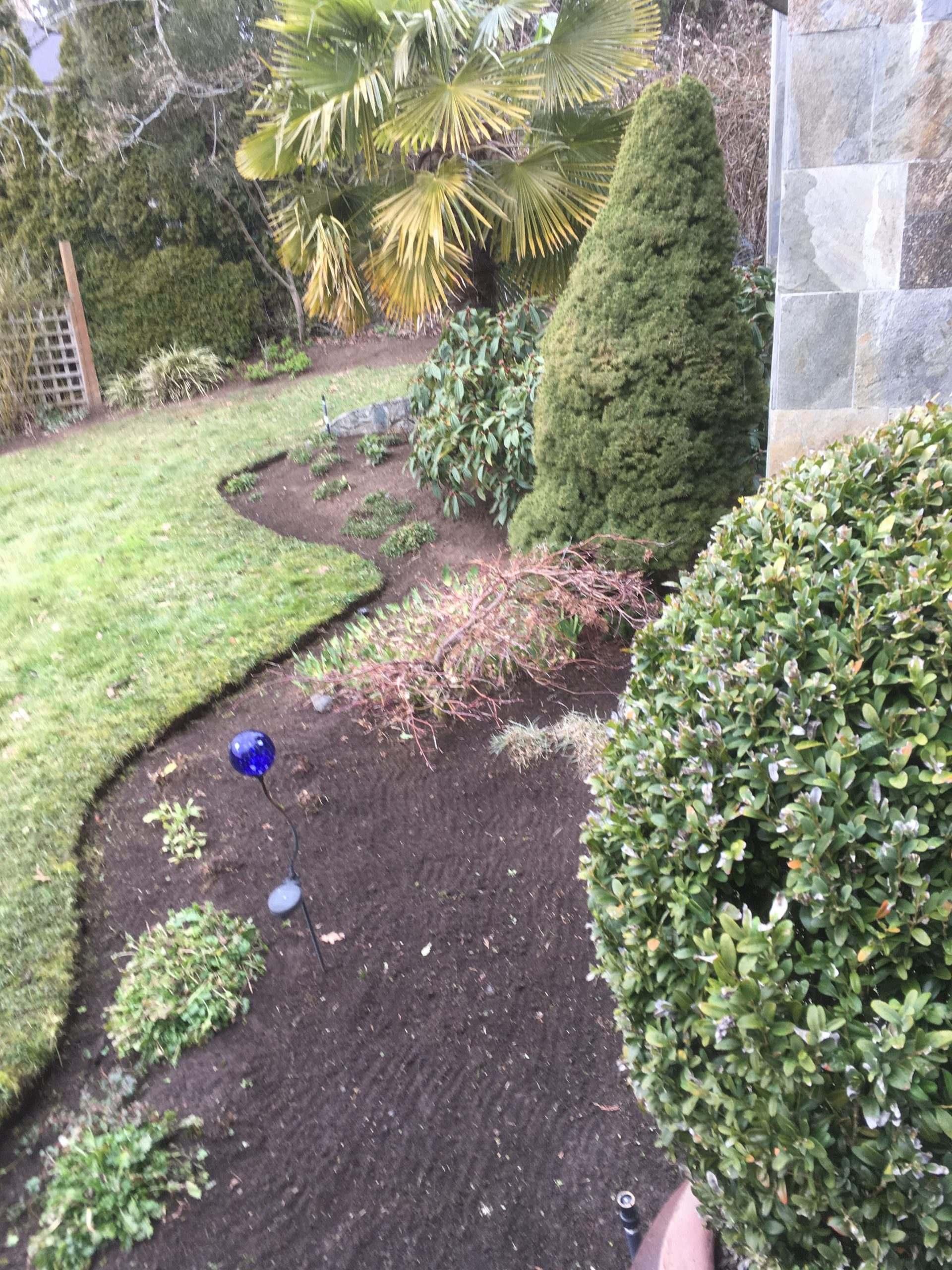 Landscaping, Yard Work and Gardening.